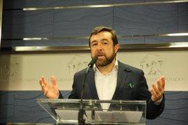 """Ciudadanos reprocha a Podemos que prefiera """"dar vueltas con un autobús"""" a negociar los Presupuestos"""
