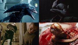 Alien Covenant: Las 8 brutales transformaciones del Xenomorfo a lo largo de cuatro décadas