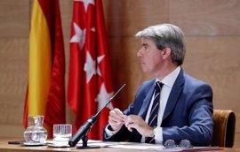 """Garrido asegura que el Canal es """"cien por cien"""" pública y que sus accionistas son los ayuntamientos"""