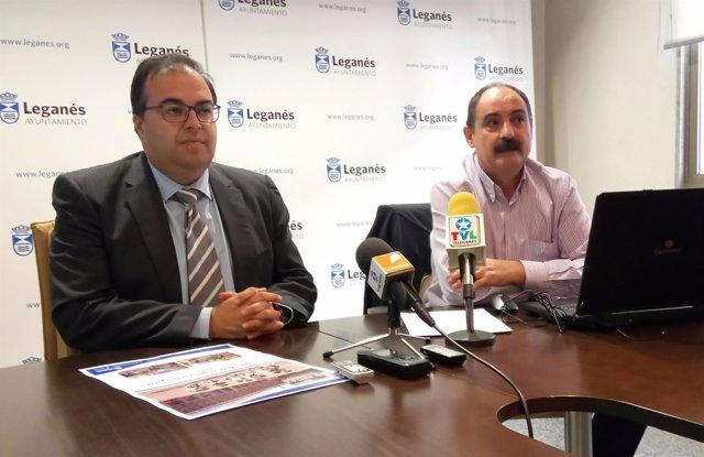 Alcalde de Leganés, Santiago Llorente