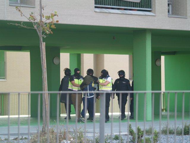 Detienen en Ceuta a un español por adoctrinamiento de DAESH