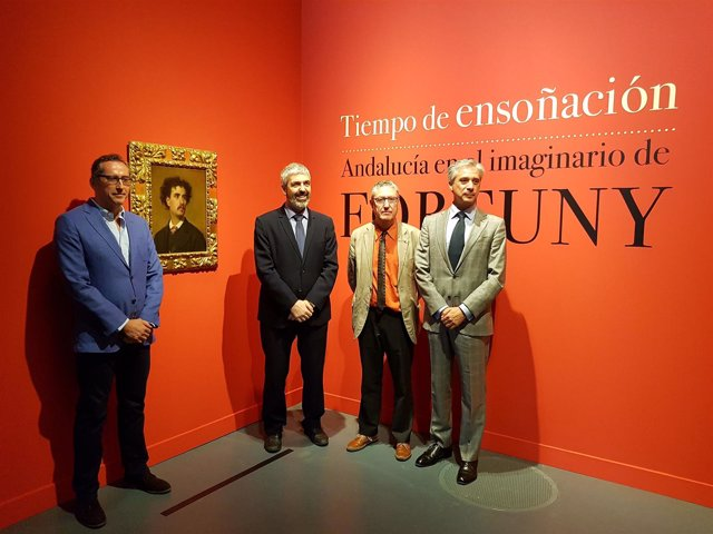 152 Obras De Mariano Fortuny Se Exponen En Caixaforum