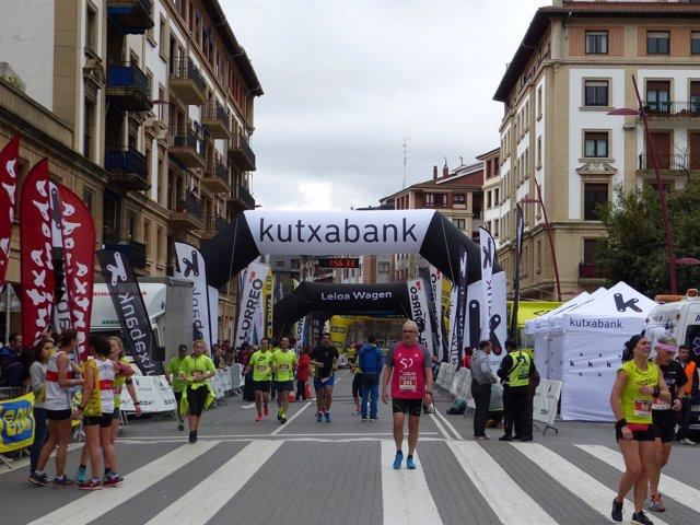 Media Maratón Puente Bizkaia