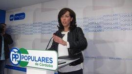 """La alcaldesa de Priego de Córdoba dice que hay """"tensión"""" en las calles debido a la moción de censura"""