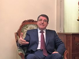 Siria interpreta la visita de Agramunt como un apoyo a la lucha de Al Assad contra el terrorismo