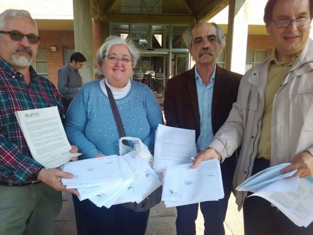 Unió Gremial de Llibreries i papereries presenta manifiestos sobre XarxaLlibres