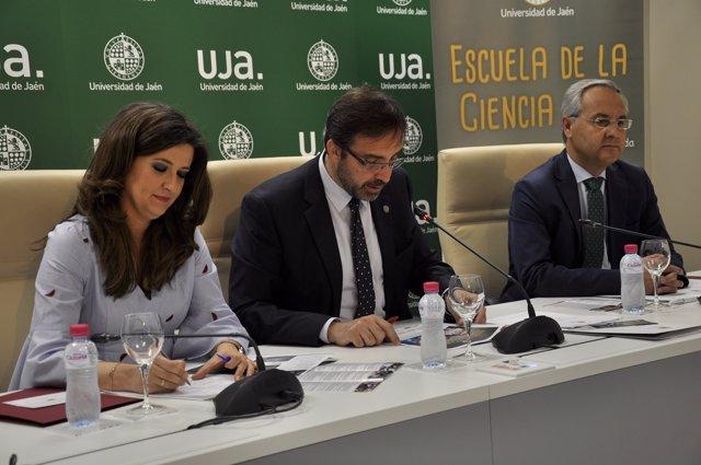 Presentación de la Escuela de la Ciencia UJA.