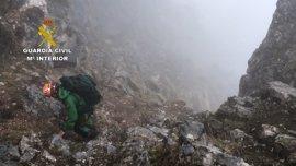 Greim llega a los cuerpos de los montañeros, que serán evacuados en helicóptero
