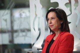 Margarita Robles exige una explicación inmediata de Maza sobre el relevo del fiscal de Lezo