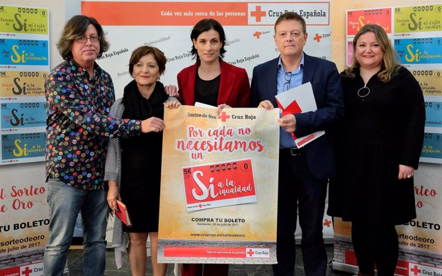 38 Sorteo De Oro De Cruz Roja En Santander