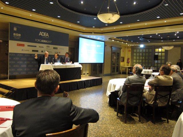 García-Margallo ha participado este miércoles en el Foro ADEA