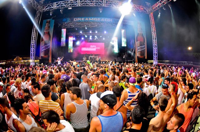 Festival DreamBeach en Cuevas de Almanzora (Almería)