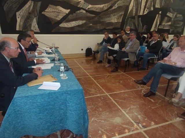 El presidente del Patronato de Turismo de Huelva, Ignacio Caraballo.