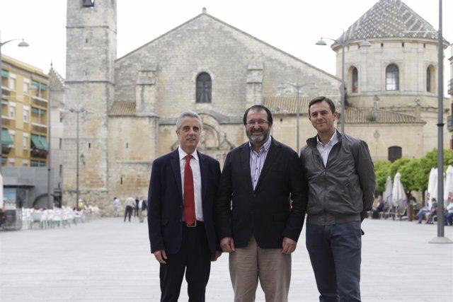 Pérez, Ávila y Lara en Lucena