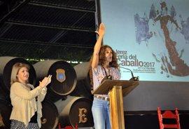 La Feria del Caballo de Jerez, que se celebra entre el 13 y 20 de mayo, estará dedicada a Lola Flores