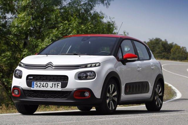 Citroën C3 de GLP
