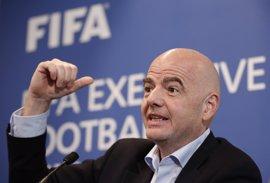 Infantino confirma que la Conmebol tendrá seis plazas directas y una de repesca para el Mundial 2026