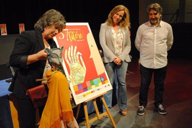 Presentación del Festival Internacional del Títere de Sevilla