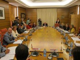 El pleno de Zona Franca de Vigo aprueba por unanimidad el convenio de la ETEA tras casi un año de bloqueo