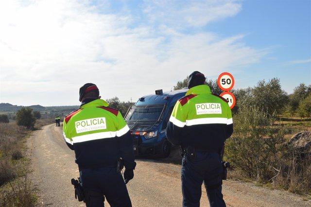 Reconstrucción del doble crimen de los agentes rurales en Aspa