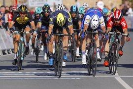 Albasini gana la primera etapa al sprint y Felline mantiene el liderato en Romandía