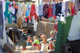 Los traficantes de órganos se aprovechan de la desesperación de los refugiados sirios