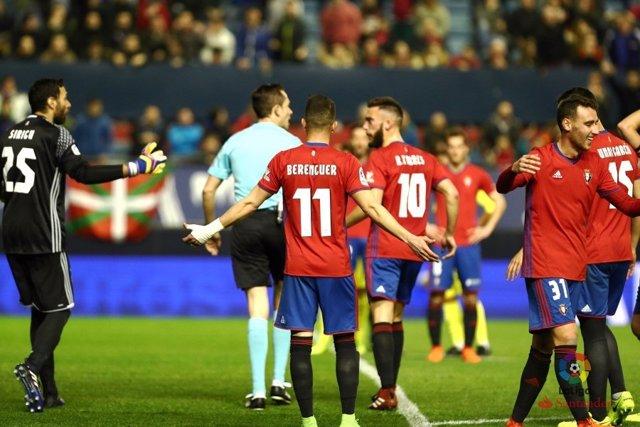 Osasuna consuma el descenso a Segunda División