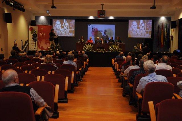 Acto sobre la figura de Manolete en la Diputación de Córdoba