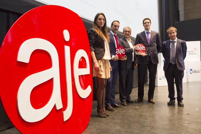 Premios AJE Andalucía 2017