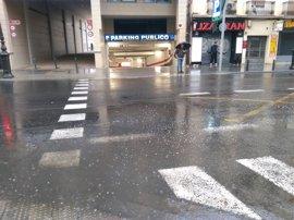 Lluvia, nieve, y fenómenos costeros este jueves en la Comunitat