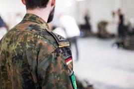 Detenido un soldado alemán sospechoso de planear un ataque terrorista xenófobo