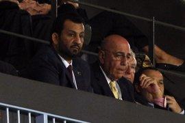 El FC Barcelona denunciará ante Competición, LaLiga y Antiviolencia a Al Thani