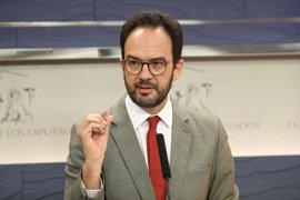PSOE, Ciudadanos y PNV rechazan la moción de censura de Pablo Iglesias contra Rajoy
