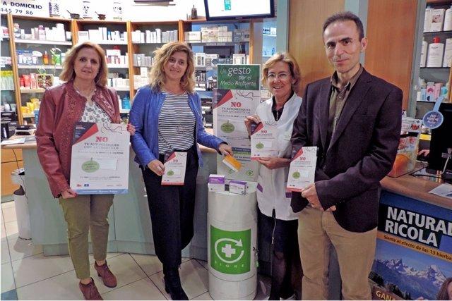 SemFYC y SEFAC ponen en marcha una campaña para recoger medicamentos sobrantes