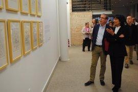 El Museo Municipal de Valdepeñas acoge la exposición 'Patria Común, Delibes Ilustrado' con dibujos 15 ilustradores