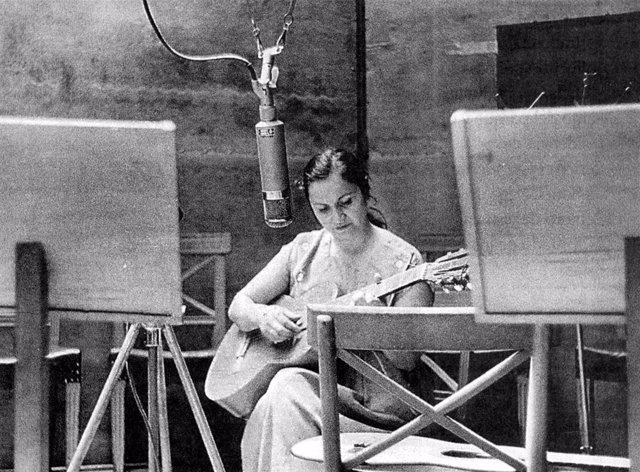 La Mar de Músicas celebrará a la chilena Violeta Parra