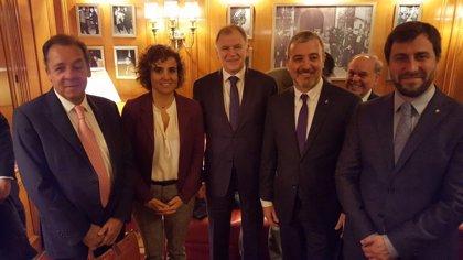 Montserrat, a la UE: España está preparada para ser sede de la EMA