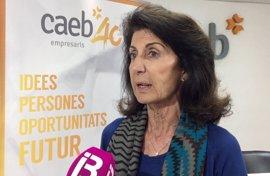 """CAEB pide que se impulsen políticas que faciliten la creación de empleo """"estable y de calidad"""""""