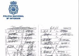 """La Policía Nacional detiene a un """"prestamista"""" por presunta amenaza de muerte a un hombre en Badajoz"""
