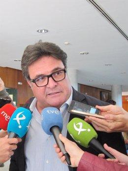 Julián Carretero, secretario general de CCOO en Extremadura