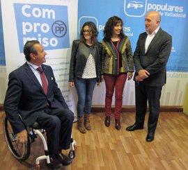 Carnero  confirma que no será candidato a la Diputación de Valladolid en 2019