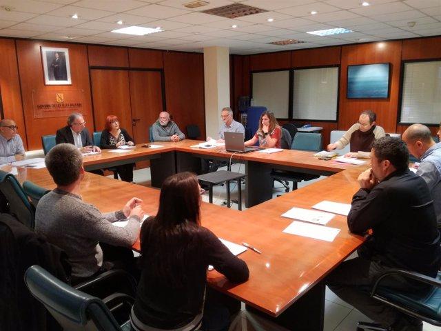 Reunión Conselleria sobre docentes religión