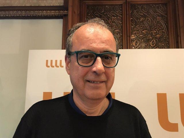 El artista Antoni Abad