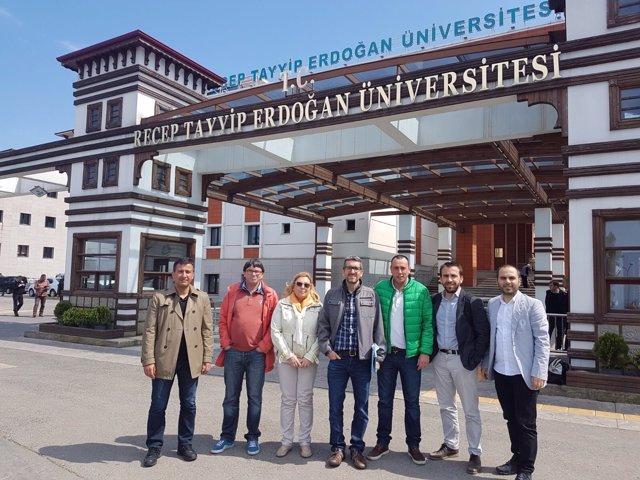Arvi lidera un proyecto europeog