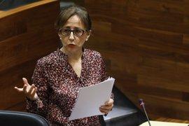 """Belén Fernández (PSOE) responde a IU que el accidente en Arcelor fue """"ajeno"""" a su ámbito de gestión"""