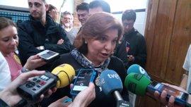 """Bonig tilda de """"increíble"""" la actitud del alcalde de Alicante y pide a Puig y Oltra que se pronuncien"""