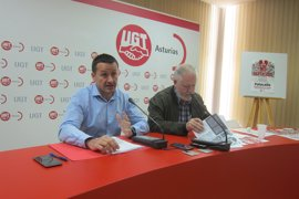 CCOO y UGT plantean movilizaciones para exigir que la conclusión de la variante de Pajares