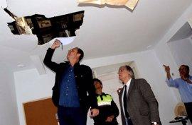 Desalojados esta madrugada en Jerez vuelven a sus viviendas tras las medidas de seguridad ejecutadas