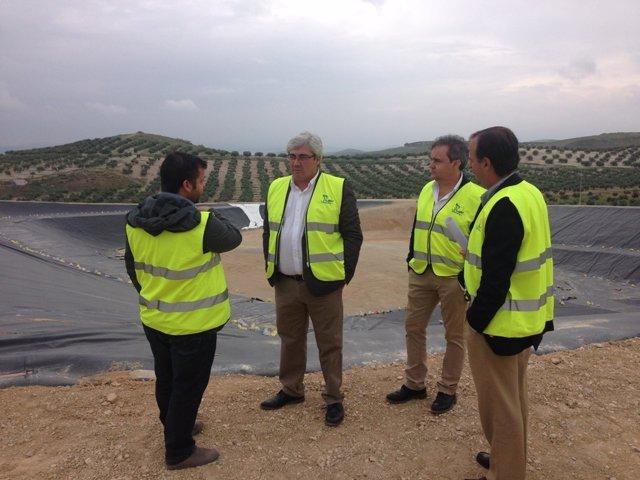 Visita a la planta Jaén-Sierra Sur