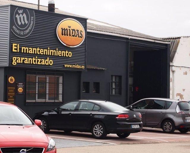 Nuevo taller de Midas en Cuenca